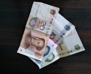 A Tale of Money Transfer from the US to China